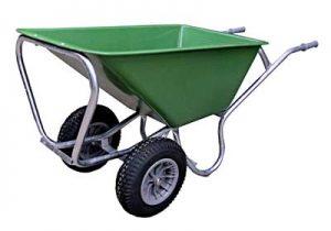 Kruiwagen 160 liter
